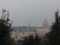 Panorama dal Gianicolo, Roma